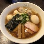 特製ワンタン麺(黒)
