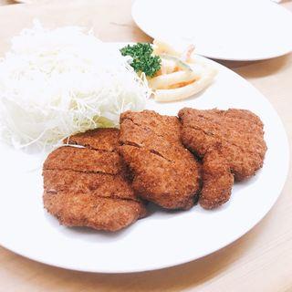 ビーフカツ(洋食 キラク )