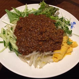 ジャージャー麺とミニ中華丼(小燕京 (ショウエンキン))