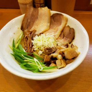 和え麺(中華そば うえまち)