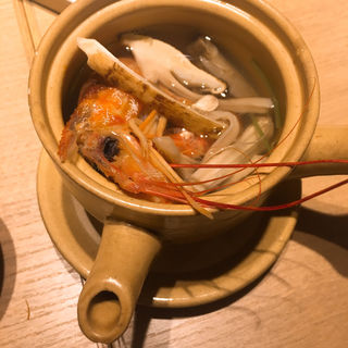 土瓶蒸し(旬彩 Kiaji (キアジ))
