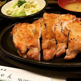 もも焼き定食(直ちゃん (なおちゃん))