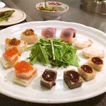 串焼おまかせ5種セット(時分時 (じぶんどき))