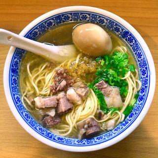 牛骨拉麺 大盛(西北拉麺)