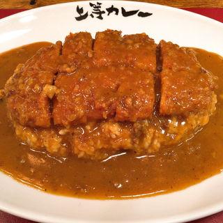 カツカレー(上等カレー 霞が関ビル店 )