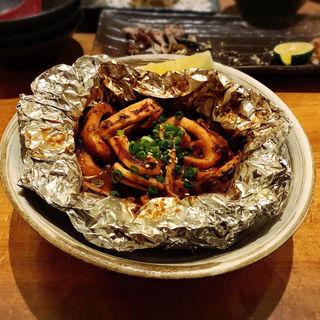 イカのゴロ焼き(喜口商店)