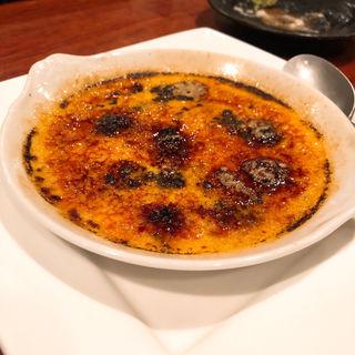 ブルーチーズのブリュレ(ガンジュウヤ (GANJUUYAA))