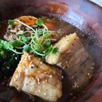 豚角煮と野菜のスープカレー(しんペー )