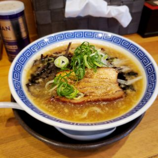 鶏のまば炊きとこ豚らーめん(清麺屋)