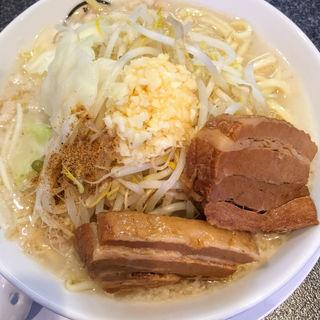 塩ラーメン(麺屋しずる )