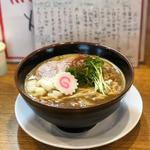 和風カレー鶏そば(中華そば桐麺)