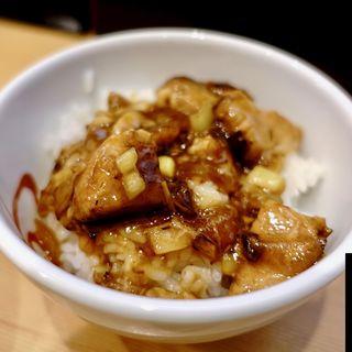 豚めし(らーめん工房 麺作)