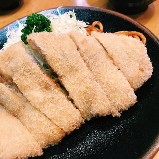 元祖 味噌とんかつ定食(浅草 カツ吉)
