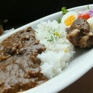 角煮のせカレー(View Cafe Your Time )