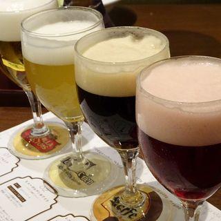 ビギナーベルギービールセット(4種)(フランダース テイル ハービスPLAZA店 (FLANDERS TALE))