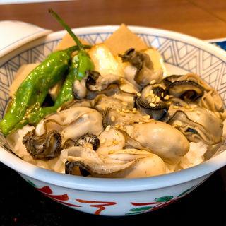 牡蠣丼(大もりや )