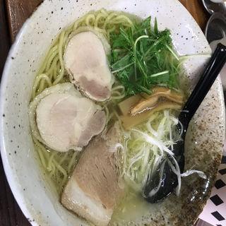 塩ラーメン(らぁめん 高砂家 (ラァメン タカサゴヤ))