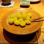 銀杏塩炒り