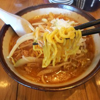 札幌味噌ラーメン(横浜らーめん 吉田家 )