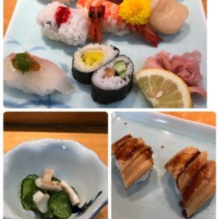 上にぎり(寿司 料理 まるも )