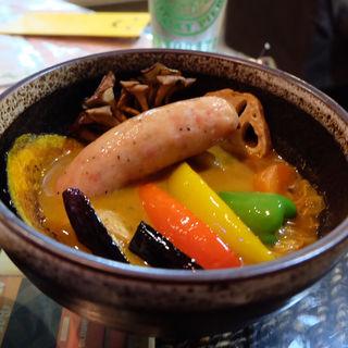 手仕込み函館スープカレー(タビ カフェ (TABI CAFE))