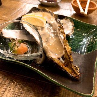 生牡蠣(友福丸 (ともふくまる))
