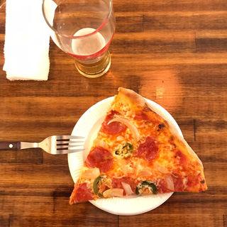 ペパロニハラペ(yama pizza)