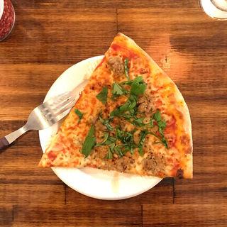 バジルミート(yama pizza)