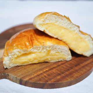 ぱぱのクリームパン(PaPa2BAKERY)