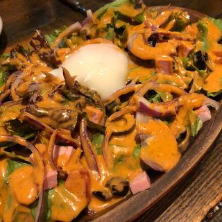 たっぷり野菜のコブサラダ(ズイジ(zuiji))