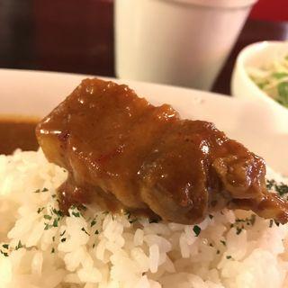 イベリコ豚カレー(イベリコ豚・ワイン居酒屋ドンファン)