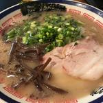 らーめん(田中商店 本店 (たなかしょうてん) )
