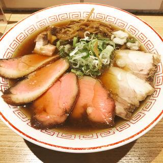 特製肉そば 小(きたかた食堂 神保町店)