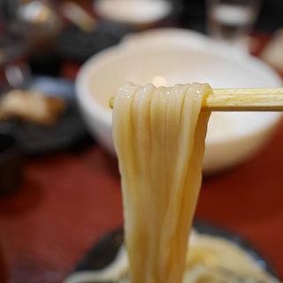 生醤油うどん(鶴喜屋 )