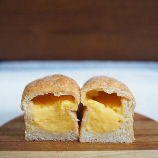 カスタードクリームパン(panscape )
