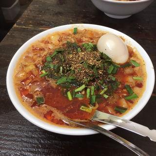 勝浦タンタン麺(ビンギリ )