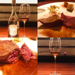 ワインとペアリングディナー(ラ カンロ (La Kanro))