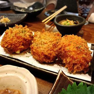 ずわい蟹クリームコロッケ(やまや )