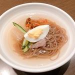韓国冷麺(ワンカルビ・plus +伊川谷店)