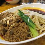 成都式担々麺(汁なし)