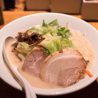 野菜白丸(博多 一風堂 姫路店 )