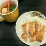 ふわふわチキン(西屯田通りスープカレー本舗 (【旧店名 soup curry Campbell's】))