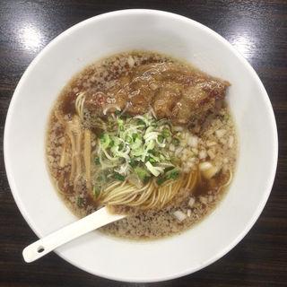 豚中華そば(自家製麺 5102)