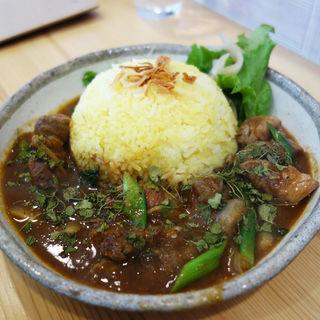 ラムグリルカレー(orest Spice(フォレスト・スパイス))