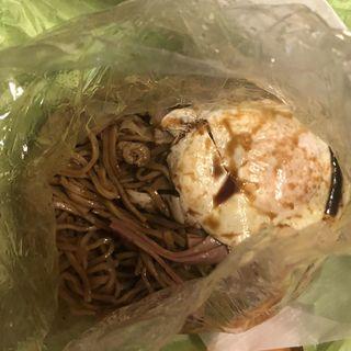 野菜・玉子 中(石田屋やきそば店 )