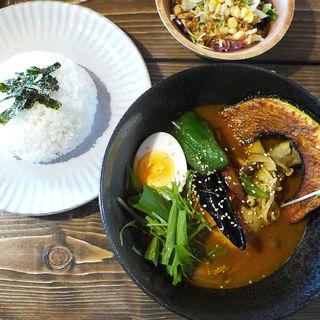 Chill Lunch Set(スープカリーキッチンチル (Soup curry kitchen chill))