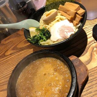 海老つけ麺(札幌海老麺舎 大阪心斎橋店)