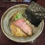 煮干しそば(麺屋 照の坊 (メンヤ テルノボウ))
