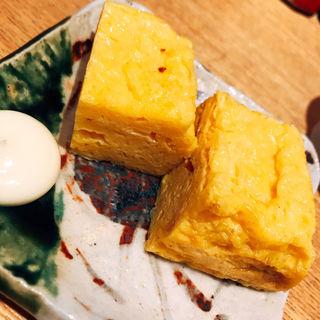 玉子焼き(魚忠 (ウオチュウ))