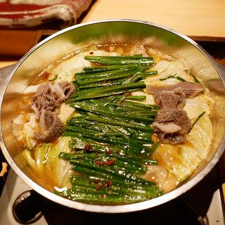 もつ鍋(もつ焼 塩田屋 白金)